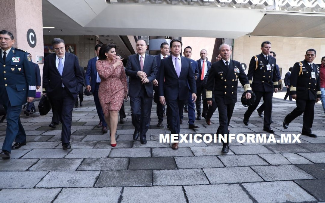 Ofrece Delgado a EU avances en Congreso Unión para aprobar T-MEC