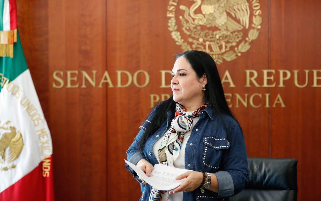 T-MEC traerá prosperidad a nuestros pueblos: Mónica Fernández