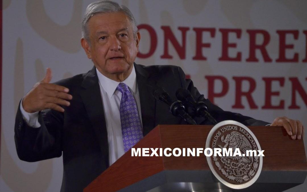 Ninguna posibilidad de privatizar el agua.- López Obrador