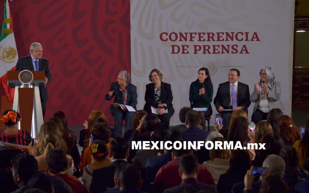 Signan acuerdo presidencial de «Igualdad entre mujeres y hombres»