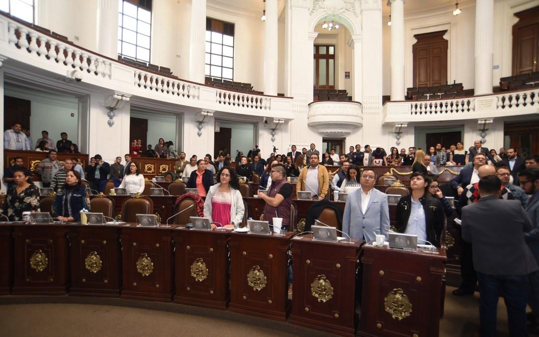 Clausuran ordinaria y arranca permanente en Congreso CDMX