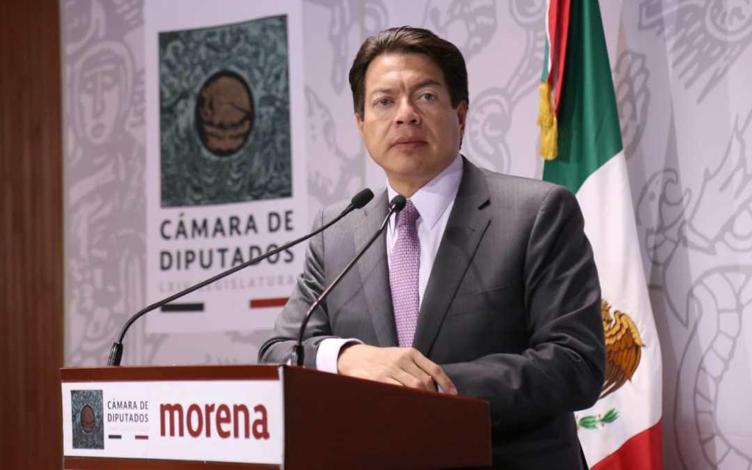 Decisivo 2020 para culminar modelo de la 4T: Mario Delgado