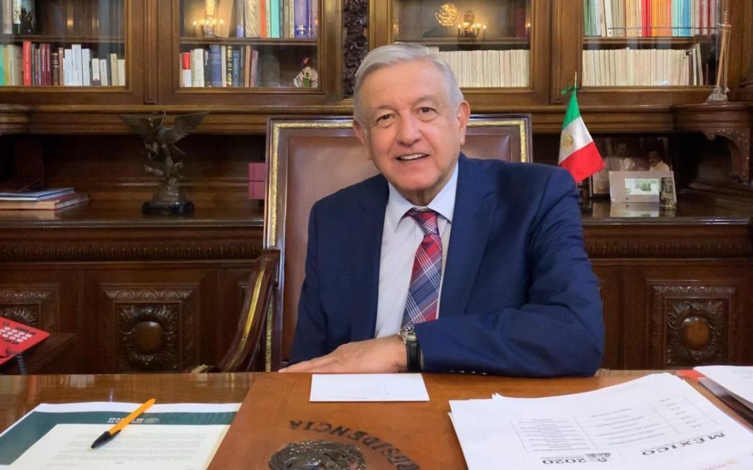T-MEC traerá inversiones y bienestar a México: AMLO