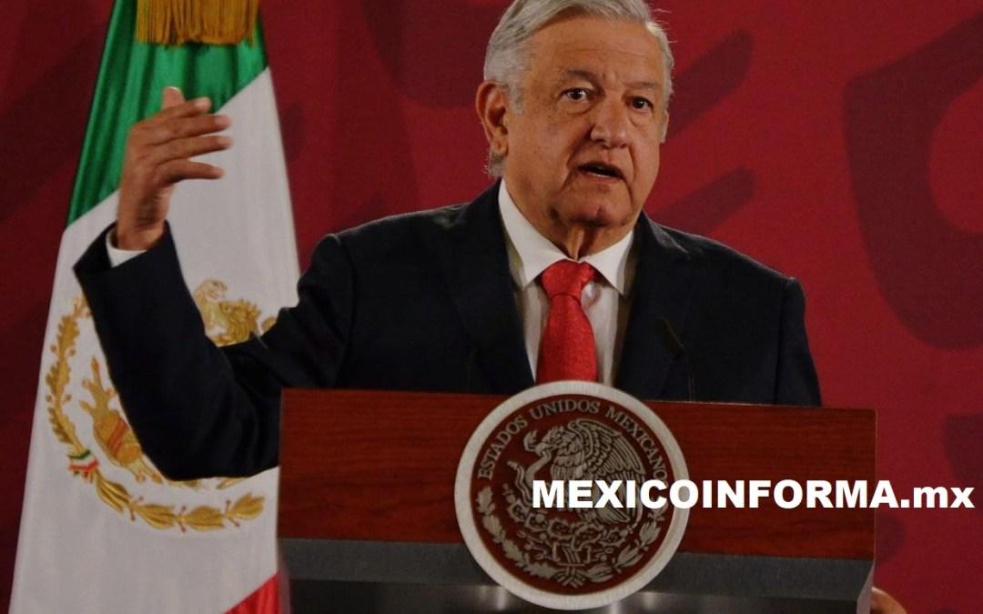 No a la guerra, si a la paz.- López Obrador