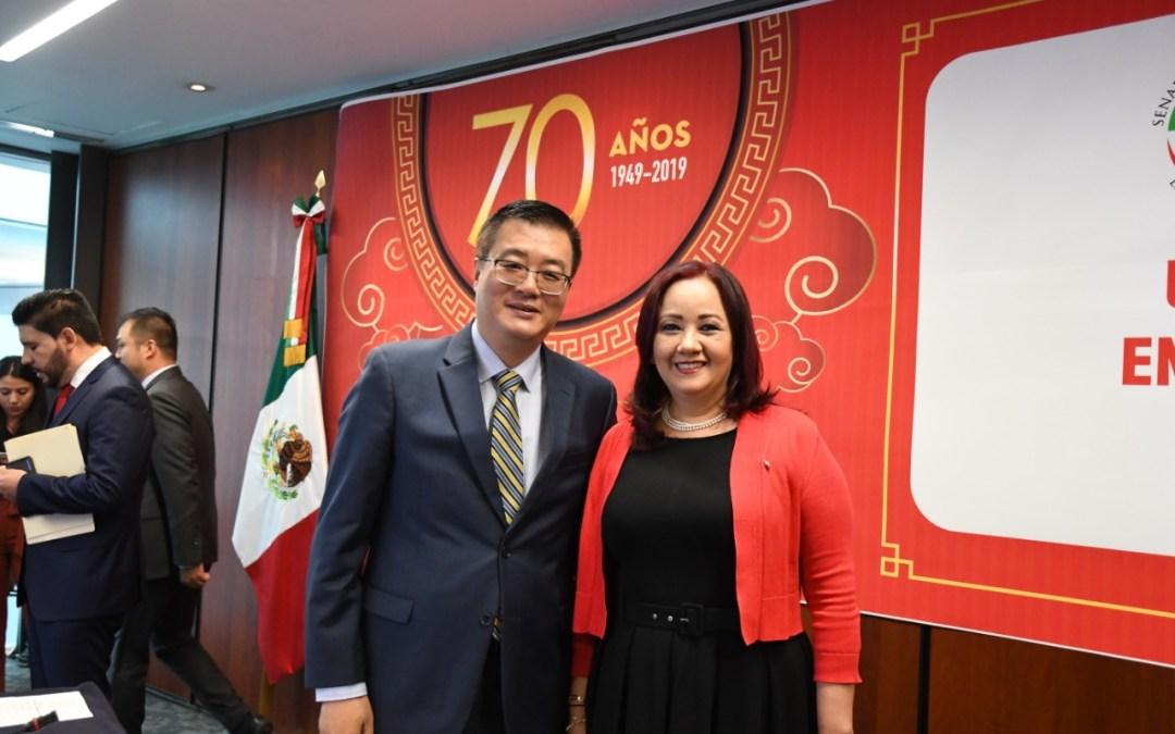 Por coronavirus, se cancela El Año Chino 2020: Senadora Cora Cecilia
