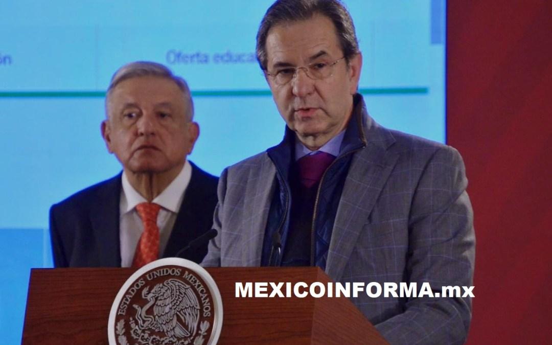 Revisión de mochilas la harán padres de familia en la escuela: Moctezuma