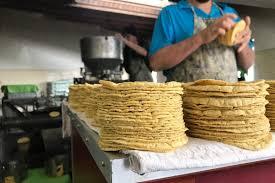 Precio promedio de la tortilla se mantiene sin  aumento: Profeco