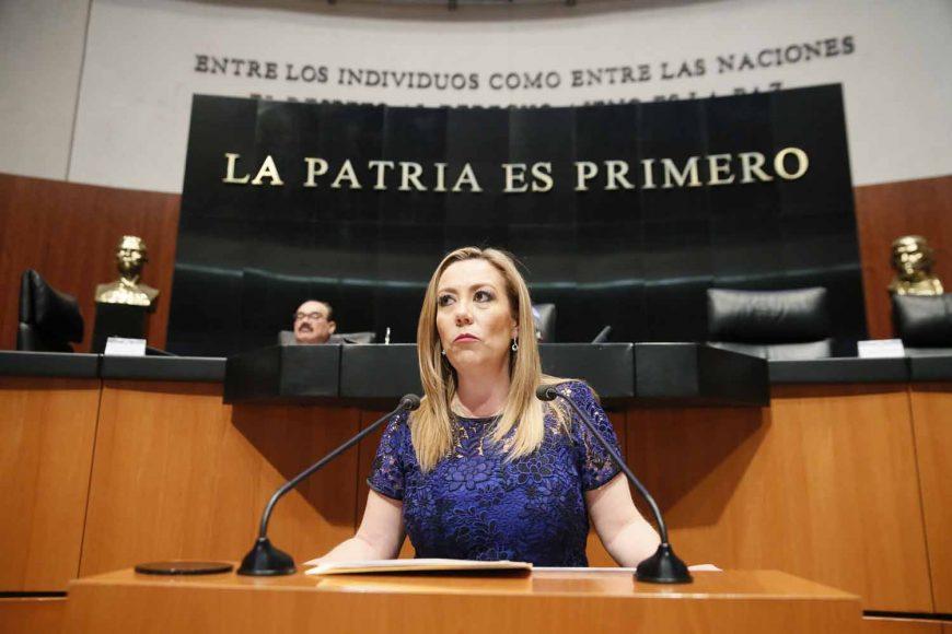 Expresan solidaridad a senadora Reynoso y mujeres con cáncer de mama