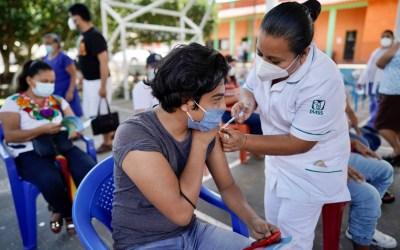 Iniciará vacunación a menores de 12-17 con comorbilidades en CDMX