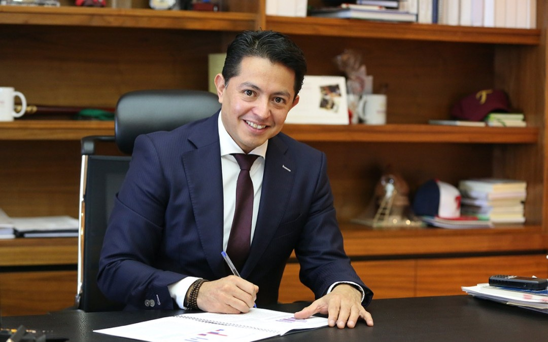 Designan a Díaz Garcilazo como Vocal Ejecutivo de PENSIONISSSTE