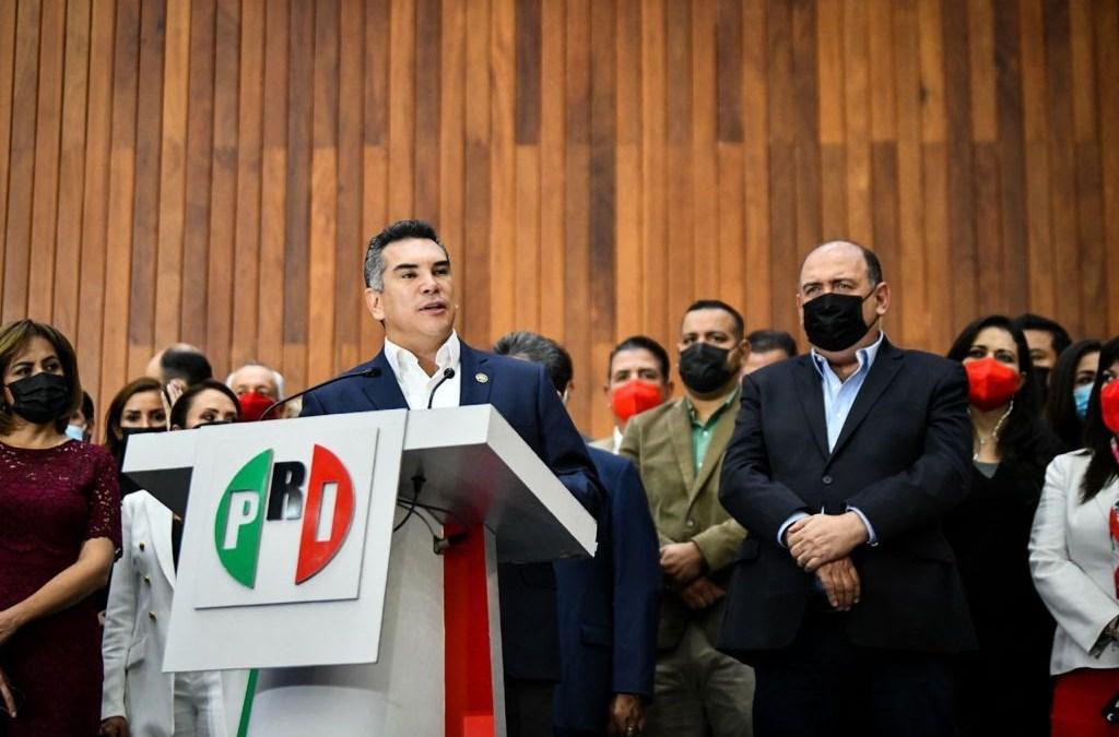 Nombran a Alejandro Moreno presidente de la Comisión de Gobernación en Diputados