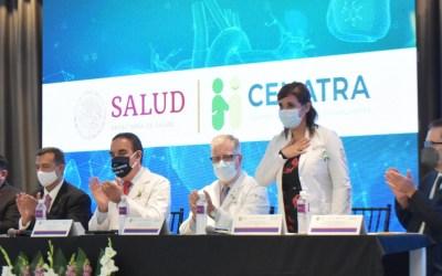 Recibe IMSS reconocimientos por desempeño en reactivar donación y trasplantes
