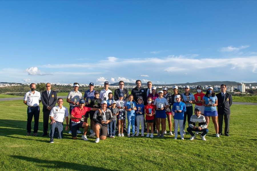 Golfistas internacionales se foguean en México