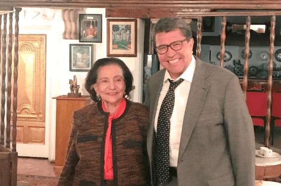 Senadora Ifigenia Martínez, propuesta para recibir Medalla Belisario Domínguez