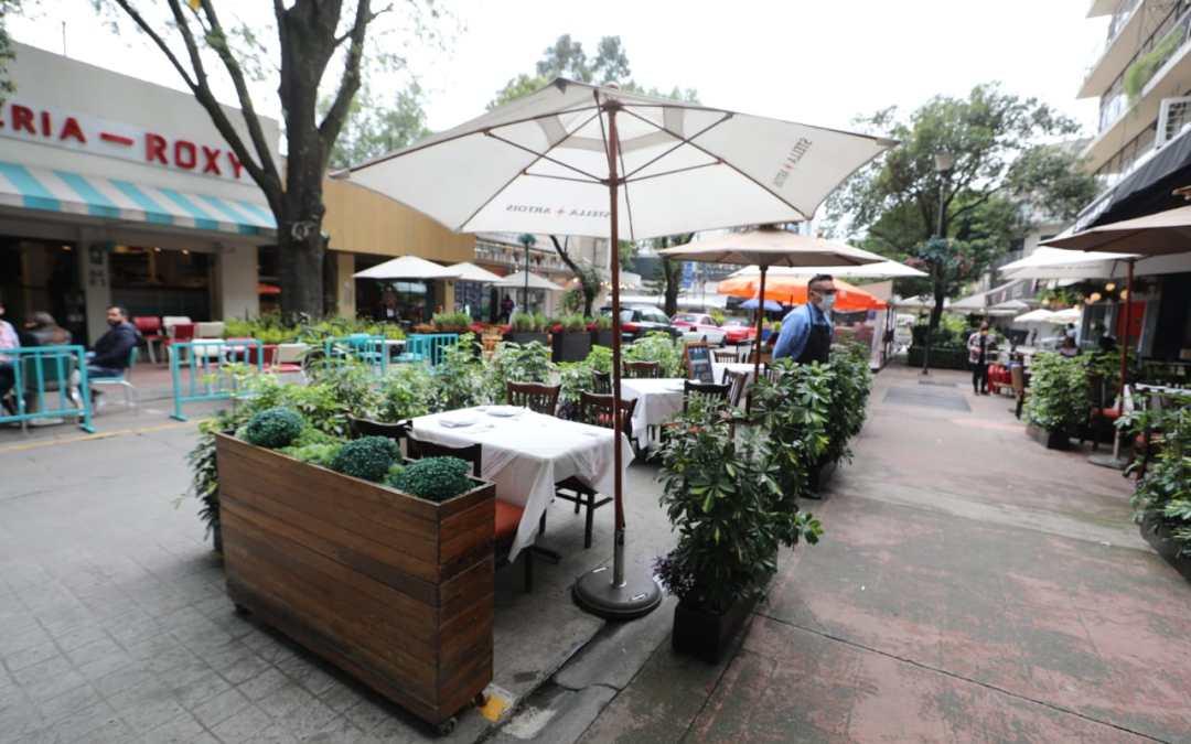 Aperciben a 16 restaurantes en Polanco