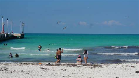 Se pronostica ambiente caluroso en la Península de Yucatán