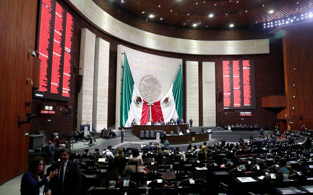 Diputados turnan a comisiones iniciativa energética de AMLO