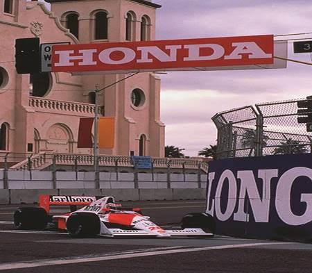 Inicio de Honda en la Fórmula 1