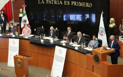 Senado y OPS/OMS firman convenio para intercambio de información en salud