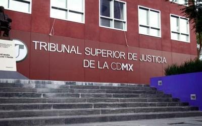 Impugnan reelección de Presidente de Tribunal de justicia CDMX