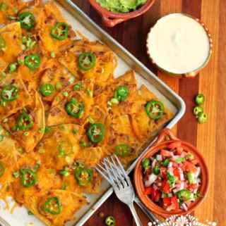Mexican Nacho Recipe