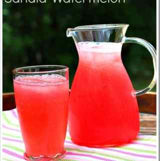 Aguas Frescas: Pineapple, Watermelon and Cantaloupe Drinks