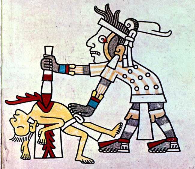 """There is no such thing as 'Human Sacrifice'"""""""