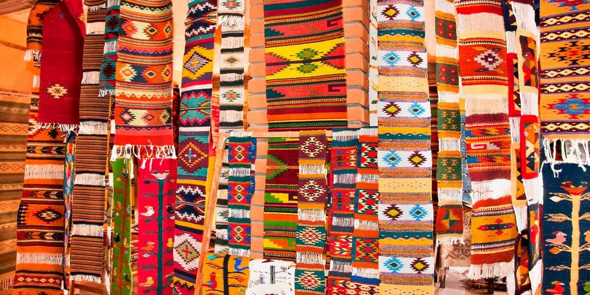 sat mexico tour and travel full day tour oaxaca teotitlan fabrics
