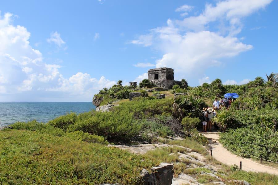 sat mexico tours and travel tulum castle