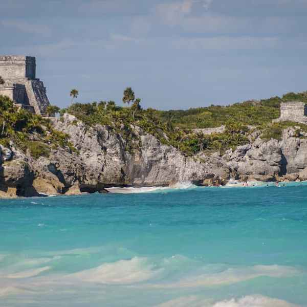 sat mexico tours and travel tulum archeological zone