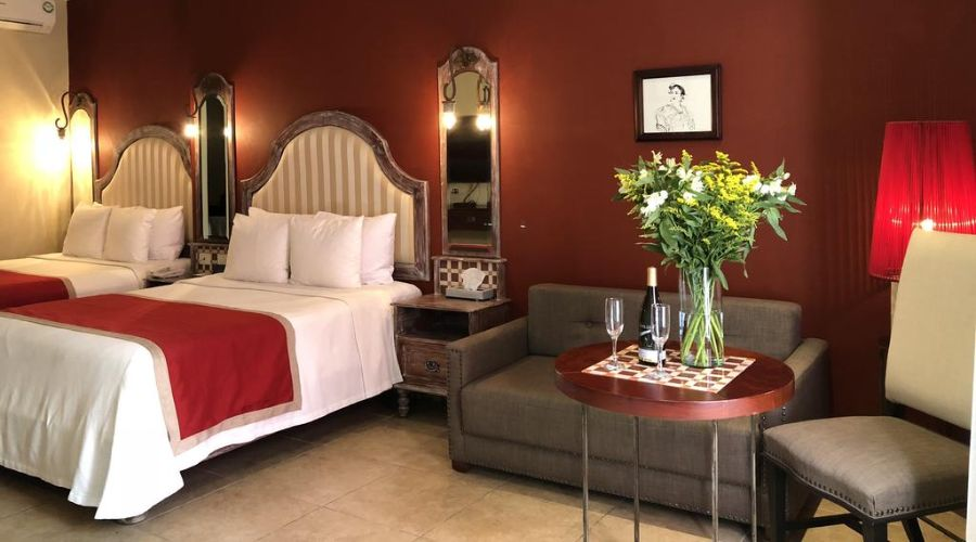 sat mexico tour and travel Casa Italia Yucatán Boutique Hotel