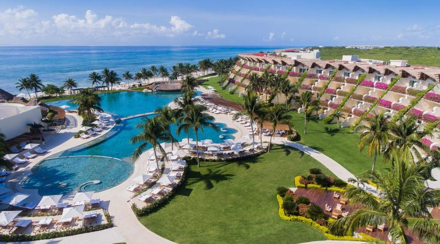 sat mexico tours and travel Grand Velas hotel Riviera maya