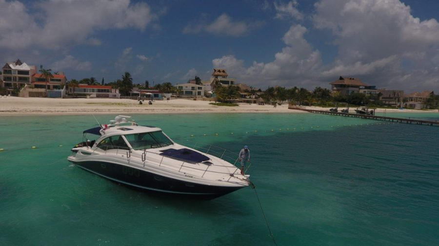 yachting Cancun