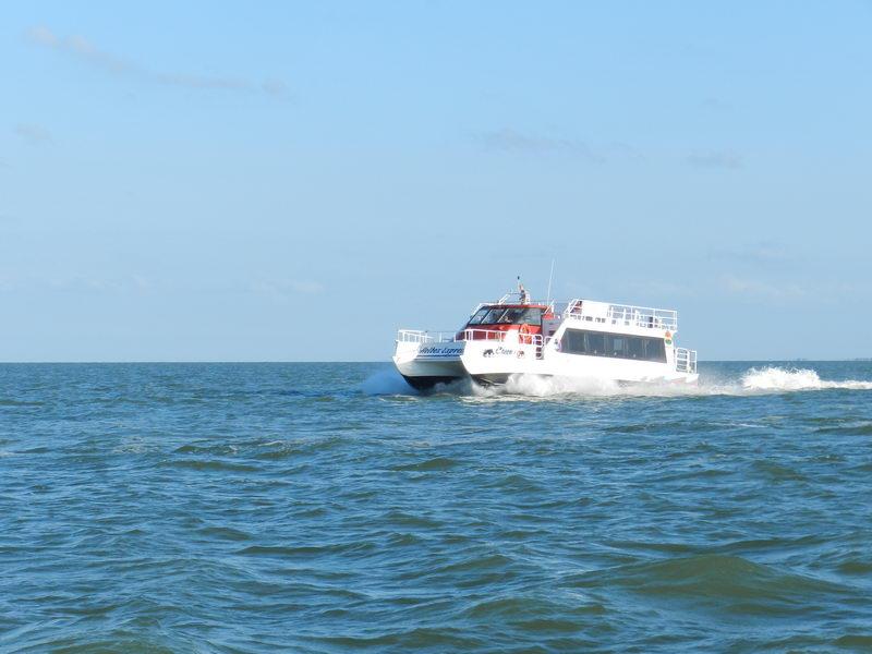 Holbox Island ferry