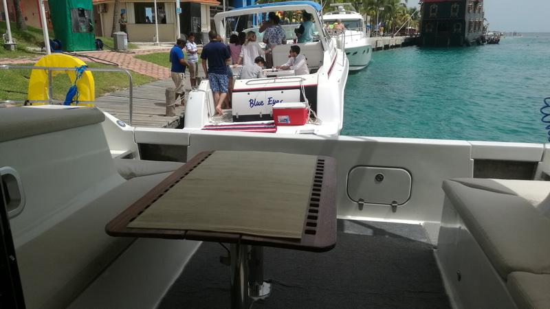 Cancun rent a private catamaran