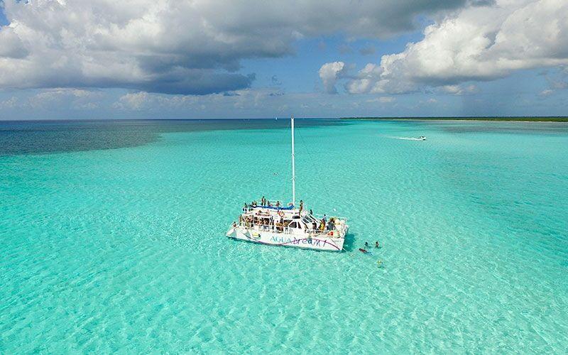 Cozumel Catamaran El Cielo