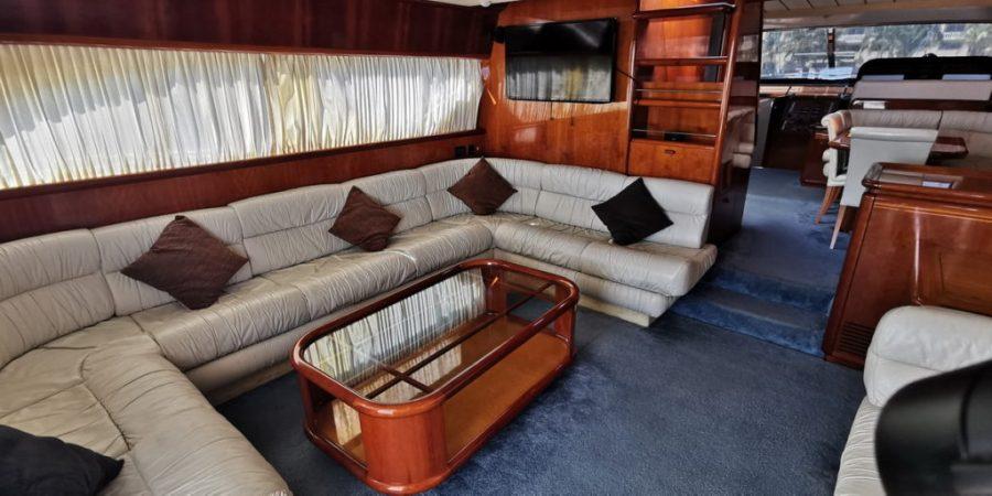 Ferretti Yacht Cancun Isla Muejres