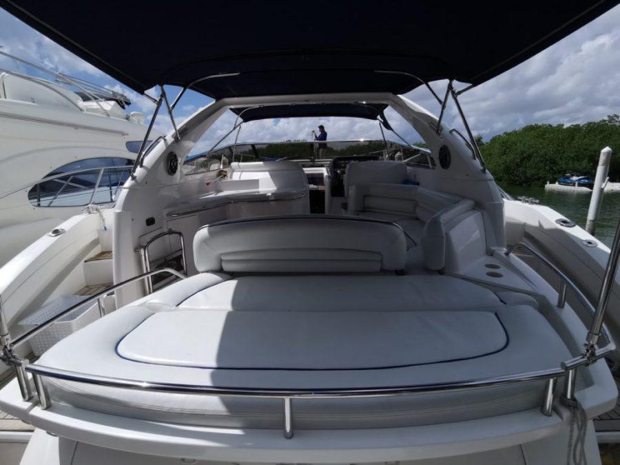 Sunseeker Yacht 50ft Cancun Marina