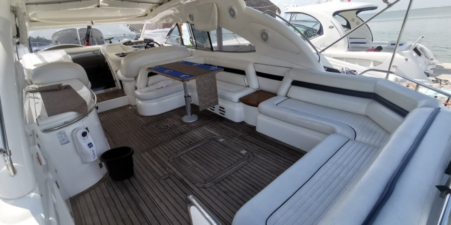 Sea Ray 60ft