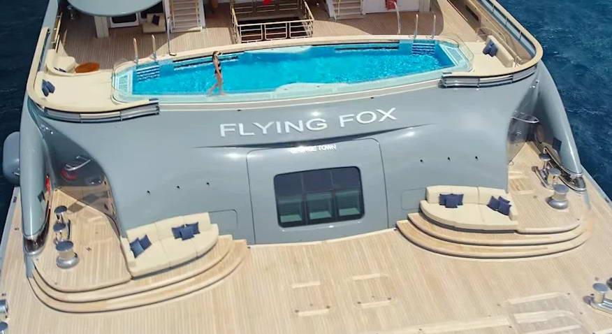 Flying Fox yate de alquiler