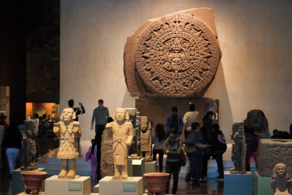 National Anthropology Museum, Mexico City