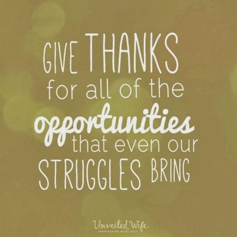 thankful 4
