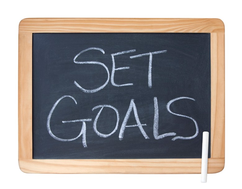 #BeBold - Personal Goals!