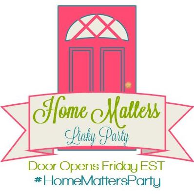 Home Matters Linky Party #119 - Meximoments