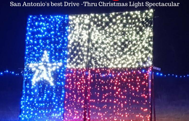 Christmas Light fest at Don Strange Ranch!