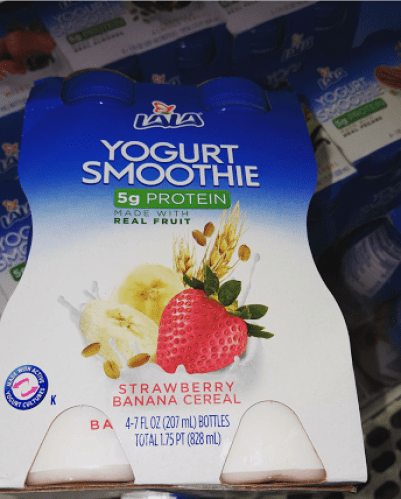 LALA Yogurt Smoothies