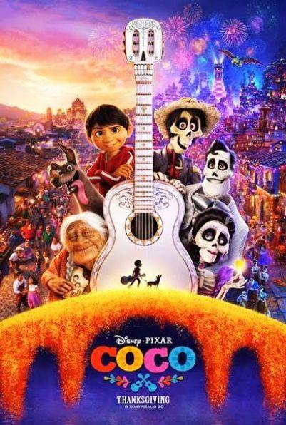 Disneys Pixar Coco