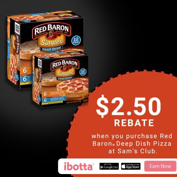 Red Baron Holiday Savings