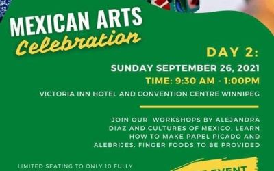 Mexican Arts – September 2021
