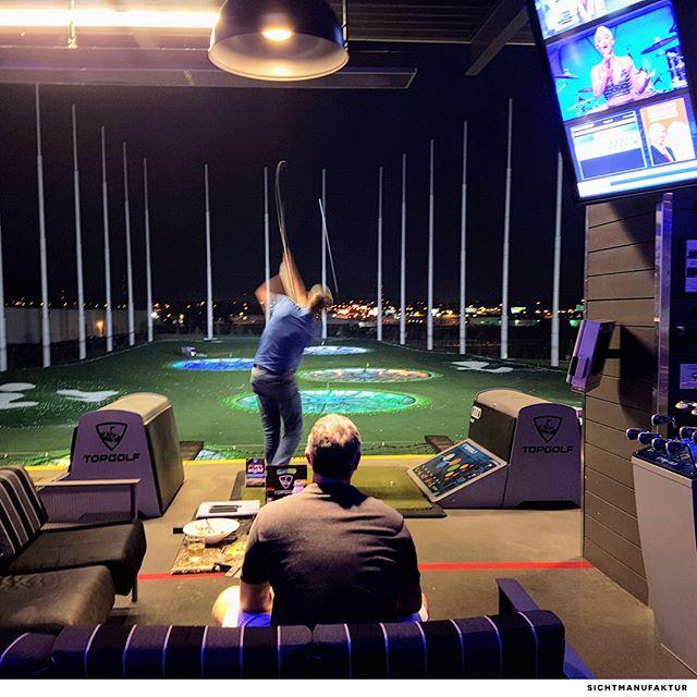 Golf fun @topgolf @travelcollectively @thinkinhd